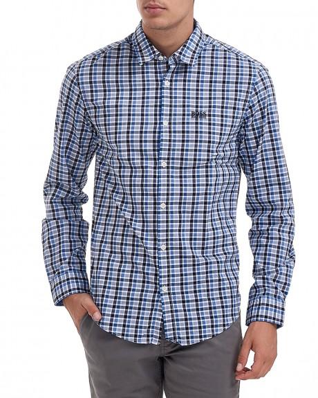 Καρώ πουκάμισο της BOSS - 50373205 C-BUSTER
