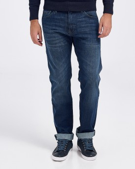 MAINE REG FIT SUPER STRETCH DENIM JEAN ΤΗΣ BOSS - 50389681 MAINE BC