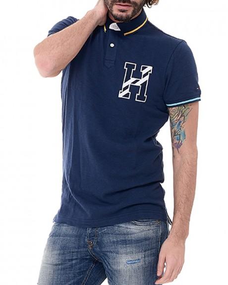 Polo T-shirt της TOMMY HILFIGER DENIM - DM0DM01360
