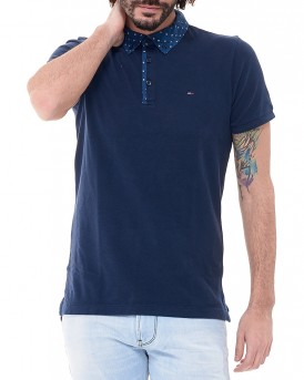 Polo T-shirt της TOMMY HILFIGER DENIM - DM0DM01816