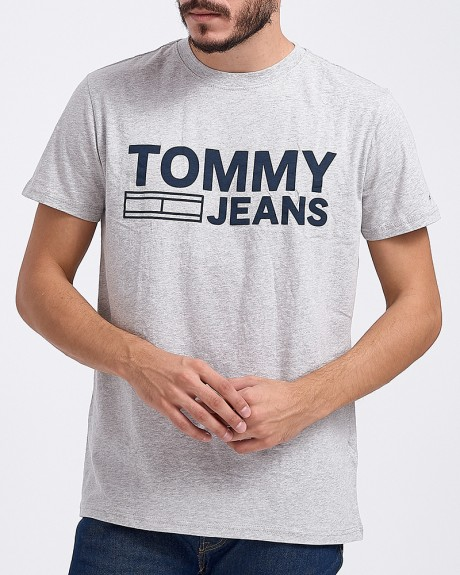 T-SHIRT ESSENTIAL LOGO ΤΗΣ TOMMY JEANS - DM0DM04528