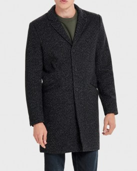 CLASSIC COAT ΤΗΣ ONLY & SONS - 22010253 - ΓΚΡΙ