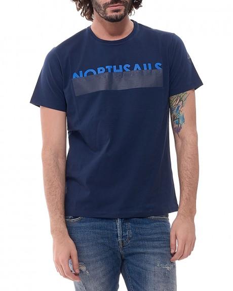 Stamp T-Shirt της NORTH SAILS - 694500
