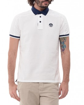 Polo T-shirt της NORTH SAILS - 694466