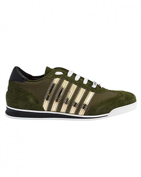 New Runner Suede Sneakers της DSQUARED2 - S17SN4191103