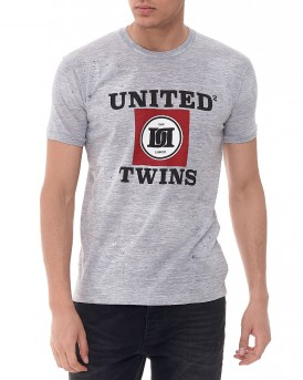 United Twins T-Shirt της DSQUARED2 S71GD0495S22146