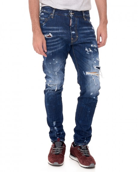 CLASSIC KENNY TWIST JEANS της DSQUARED2 - S74LB0238S30309
