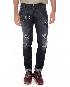 Slim Jeans της DSQUARED2 - S74LB0233S30357