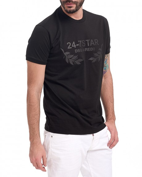 24-7 STAR T-SHIRT ΤΗΣ DSQUARED2 - S74GD0232S22427