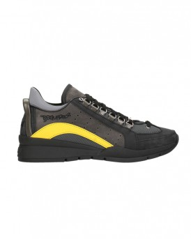 SNEAKERS 551 ΤΗΣ DSQUARED2 - SΝΜ040413030001 - ΓΚΡΙ