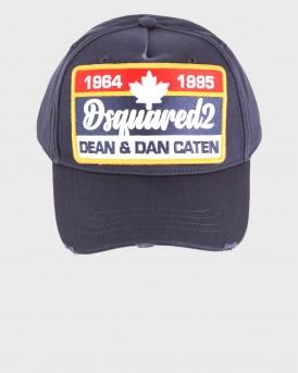 DEAN & DAN CATEN CANADA LOGO CAP ΤΗΣ DSQUARED2 - ΒCM0174 05C00001