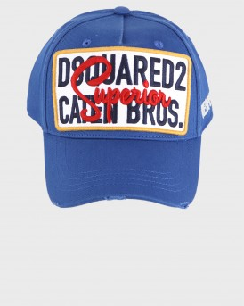 CATEN BROS. SUPERIO HAT ΤΗΣ DSQUARED2 - ΒCM0163 05C00001