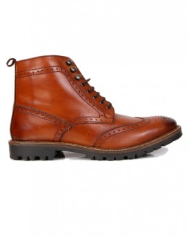TROOP WASHED BOOTS ΤΗΣ BASE LONDON - TROOP