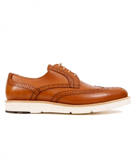 Handmade δερμάτινα παπούτσια της CAMPOBELLO - 2511