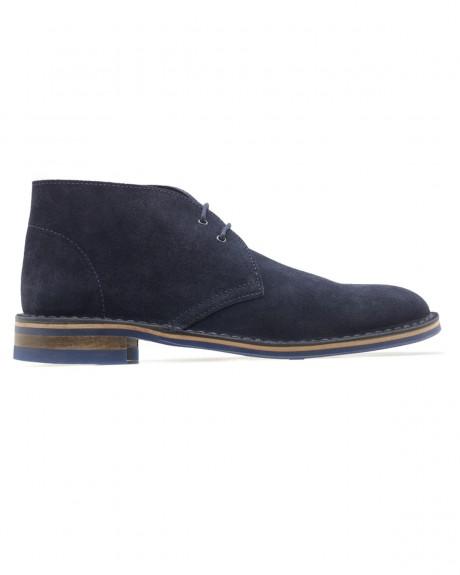 Handmade δερμάτινα παπούτσια της CAMPOBELLO - 2193