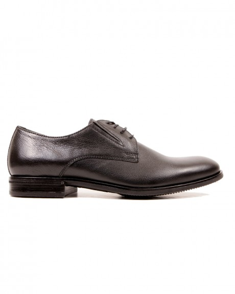 LEATHER HEEL SHOES ΤΗΣ ROBINSON - 1194