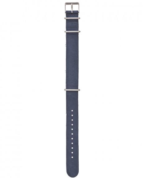 STONE WASHED LEATHER ΛΟΥΡΑΚΙ 19MM ΤΗΣ ΤΙΜΕΧ - ΤW7C18400LF