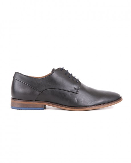FORMAL LEATHER SHOES ΤΗΣ ROOK - 723