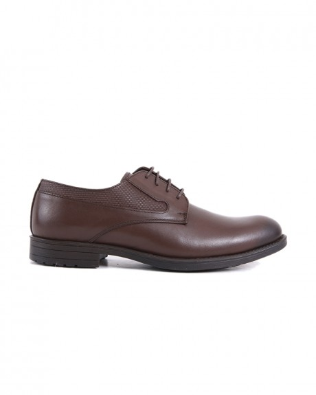 FORMAL LEATHER SHOES SA-01 STYLE ΤΗΣ ROOK PREMIUM - SA-01