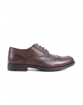 BROGUES STYLE LEATHER SHOES MT-02 STYLE ΤΗΣ ROOK PREMIUM - ΜΤ-02