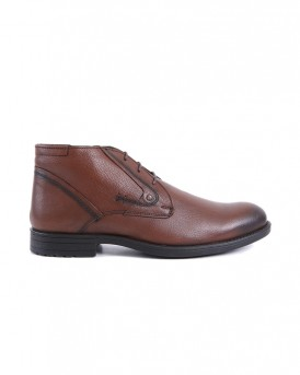LEATHER BOOTS VLND-05 STYLE ΤΗΣ ROOK PREMIUM - VLND-05