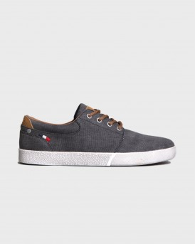 CASUAL SHOES SAILOR ΤΗΣ RUGGED GEAR - 20303 - ΜΑΥΡΟ