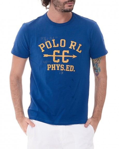 Stamp T-Shirt της POLO RALPH LAUREN - A16XZ7OZXY7OZ