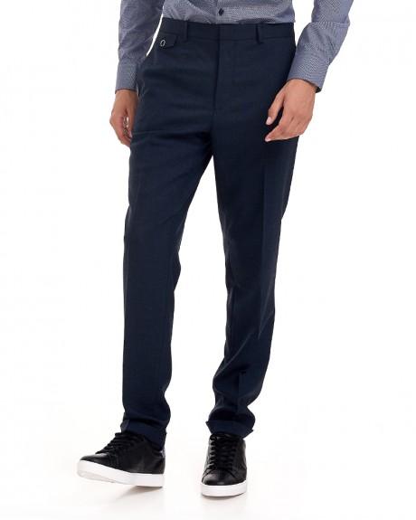 Woolmix παντελόνι της HUGO - 50374408
