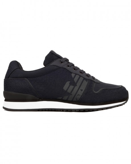 D879 SNEAKERS MODERATE PRICE ΤΗΣ EMPORIO ARMANI - Χ4Χ223 XL201