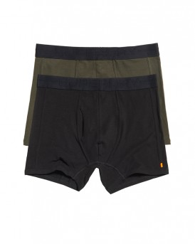 DUBLE PACK BOXER ΤΗΣ SUPERDRY  - Μ31003WPDS