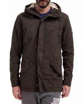 WINTER ROOKIE MILITARY PARKA ΤΖΑΚΕΤ ΤΗΣ SUPERDRY - M50026TP
