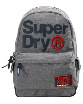 HIGH BUILD LINEMAN MONTANA BACKPACK ΤΗΣ SUPERDRY - Μ91004DQ