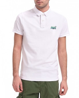 CLASSIC PIQUE POLO ΤΗΣ SUPERDRY - M110020QF2