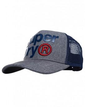 HB LINEMAN TRUCKER CAP ΤΗΣ SUPERDRY - M90003WQ