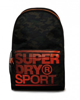BACKPACK SPORT ΤΗΣ SUPERDRY - M91002CQ