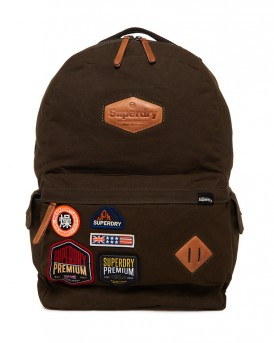 BACKPACK OATMAN ΤΗΣ SUPERDRY - M910000Q