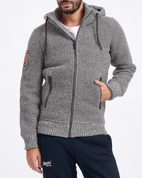 EXPEDITION ZIPHOOD JACKET ΤΗΣ SUPERDRY - M20000MR