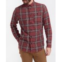 JORLIAM CHECKED SHIRT LS ORG ΤΗΣ JACK & JONES - 12142220 - ΜΠΛΕ