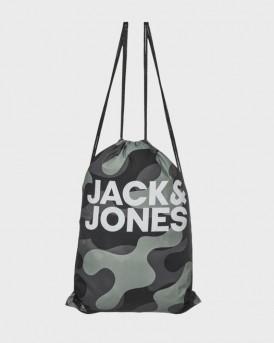 ΤΣΑΝΤΑ CAMO DRAWSTRING BACKPACK ΤΗΣ JACK & JONES - 12154052