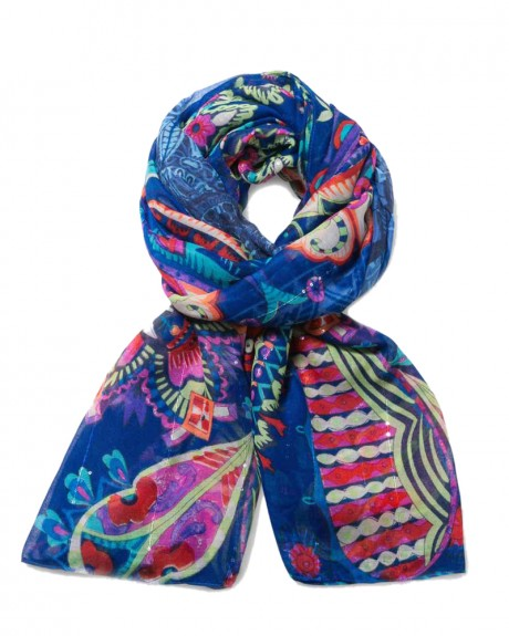 Foulard Vakiria Rectangle της DESIGUAL - 71W9EG7