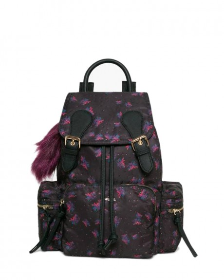 VANCOUVER BLACKSTAR BACKPACK ΤΗΣ DESIGUAL - 17WAXFEM