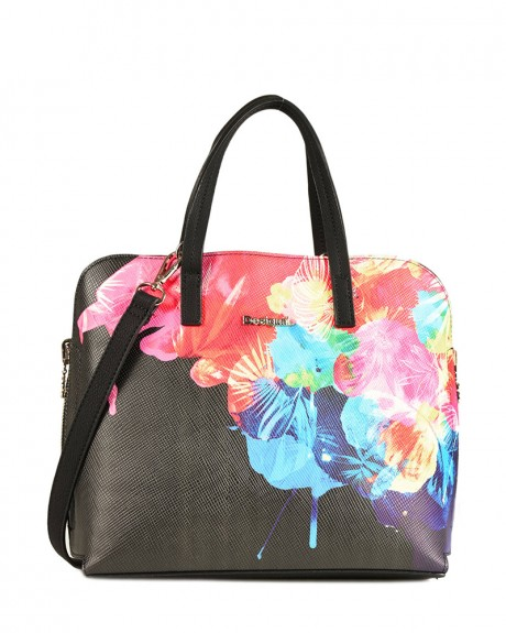 REVERSIBLE BAG COREL SEATTLE ΤΗΣ DESIGUAL - 18SAXPΕ3