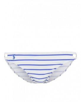 Ριγέ Hipster Bikini Bottom της Polo Ralph Lauren - V48XZ8BNXY8D4