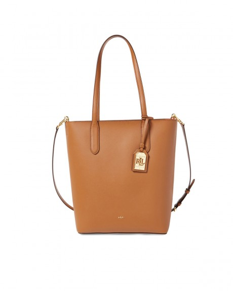 ALEXIS LEATHER TOTE ΤΗΣ POLO RALPH LAUREN - 431665770