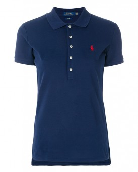 ΠΟΛΟ SKINNY STRETCH POLO SHIRT ΤΗΣ POLO RALPH LAUREN - 211505654111