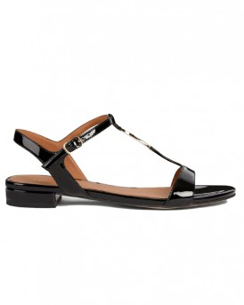 SANDALS WITH BRANDED MEDALLION ΤΗΣ EMPORIO ARMANI - Χ3Ρ640 XD138