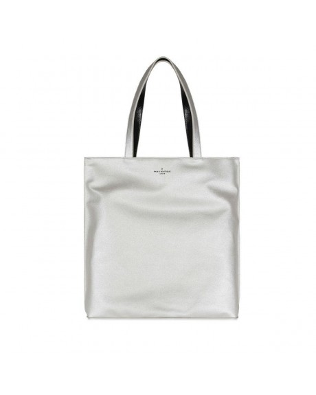 TITTY TOTE BAG SILVER ΤΗΣ PAUL'S BOUTIQUE - TILLY THE CANONBURY