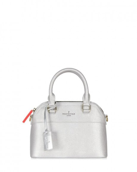 TΣΑΝΤΑΚΙ MAISY CROSS BODY SILVER ΤΗΣ PAUL'S BOUTIQUE - ΜAISY PBN127008