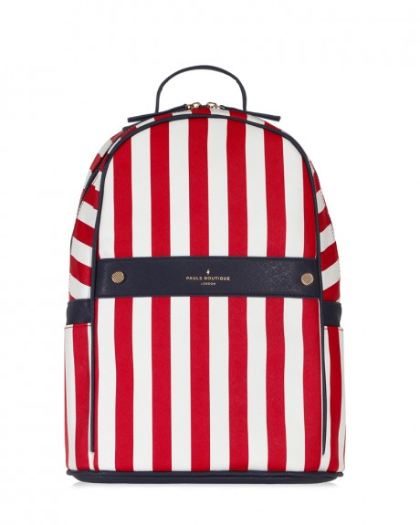 ROSA BACKPAC RED/WHITE ΤΗΣ PAUL'S BOUTIQUE - ROSA PBN126866