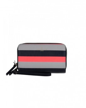 ΠΟΡΤΟΦΟΛΙ LILIAN STRIPED ΤΗΣ PAUL'S BOUTIQUE - LILIAN PWN127028
